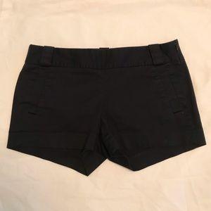 Black J. Crew Shorts